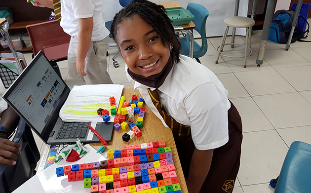 <p> A BIOS program uses hands-on activities to teach math and science in local classrooms.P5 and P6 students and teachers in Bermuda's public schools can take part in an educational program focused on weather, the water cycle, and a variety of math skills, such as graphing and using data to make predictions.</p>