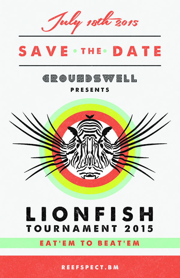 Groundswell Lionfish Tournament at BIOS