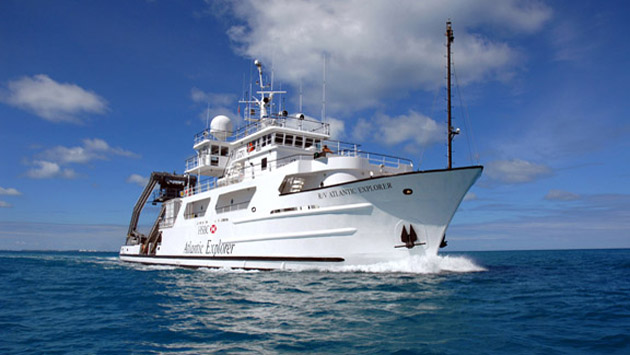 Research Vessel Atlantic Explorer