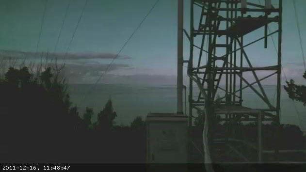 <p> 	Time-lapse movie from the BIOS Tudor Hill web cam. Courtesy of H-C Steen-Larsen, Laboratoire des Sciences du Climat et de l&#39;Environnement, Paris, France.</p>